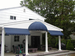 Attached Home Awning