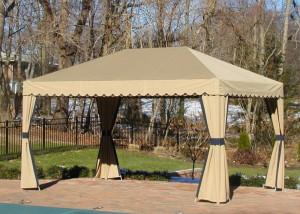 Benefits of an awning & Custom Made Fabric Awnings in Long Island - Sun-Up Awnings Inc.
